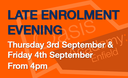 Late Sixth Form Enrolment