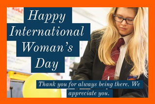 International Women's Day - Oasis Academy Enfield