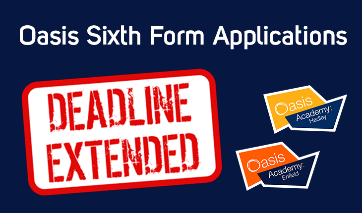 Sixth Form Applications - Important Message