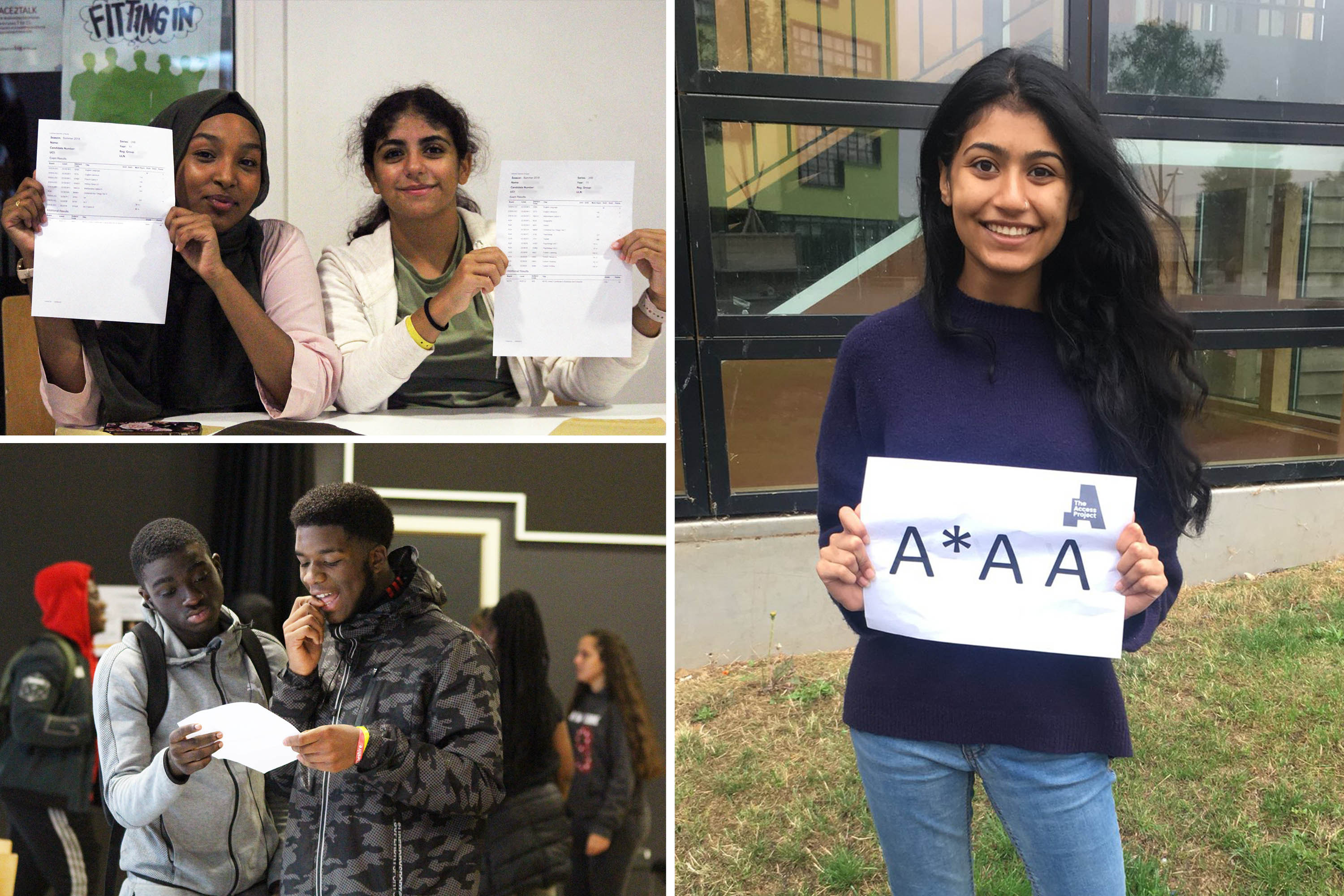 Oasis Sixth Form secure best ever A-level results