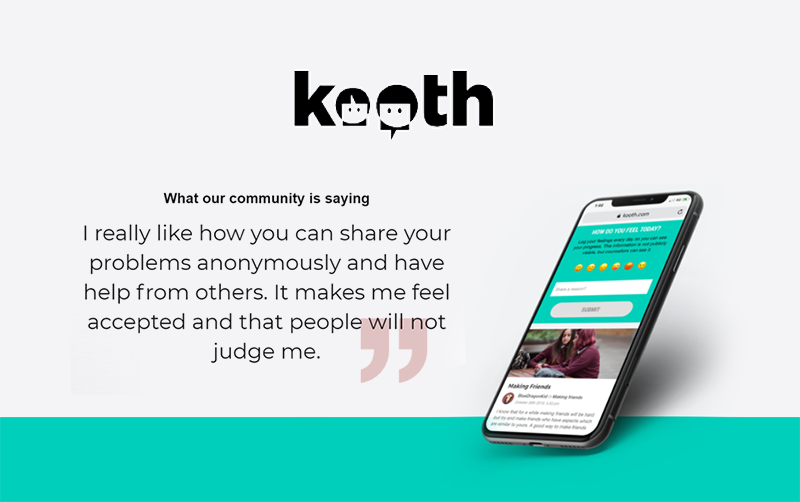 Kooth - What our community is saying